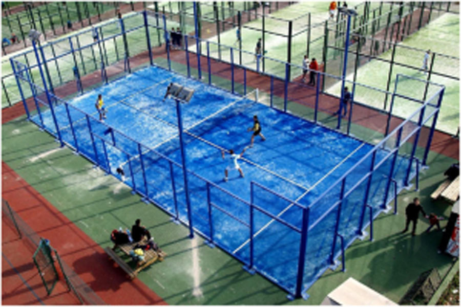 Padel TC Colmschate